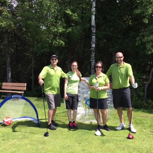 Chamber Saint John Golf Tournament