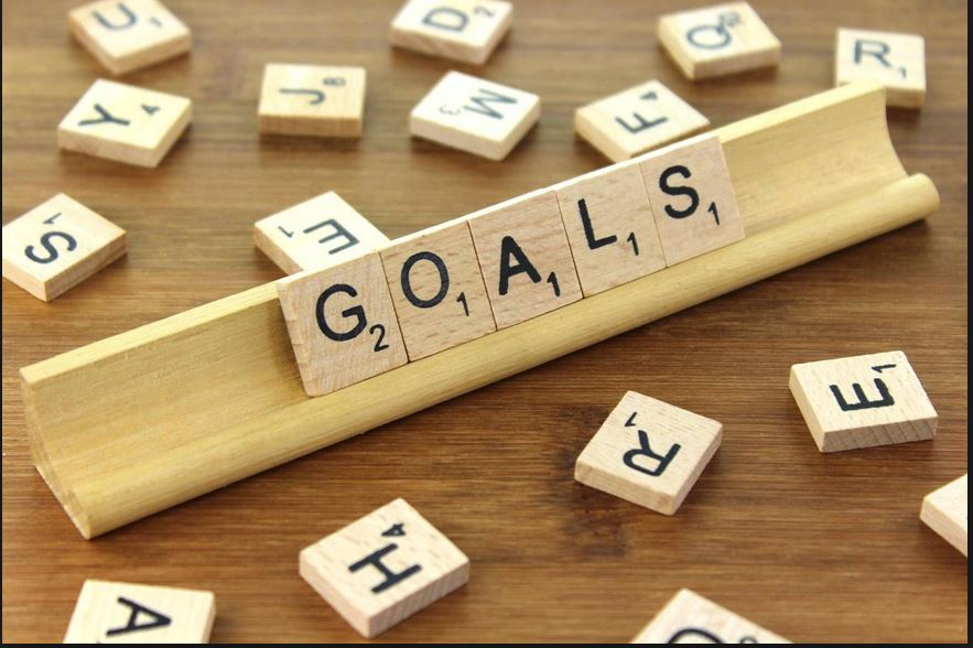 Appy Friday: Goals!
